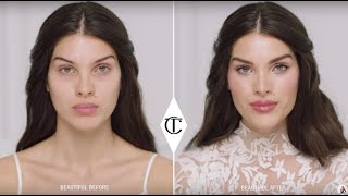 The Natural Wedding Makeup Look How-To Using Pillow Talk