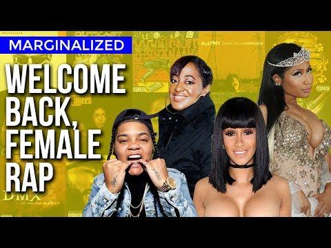 Women Rap Renaissance: A Dope Time For Female Hip Hop