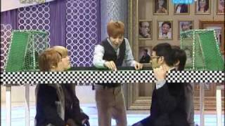 110330 Donghae, Shindong - Game Cut