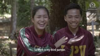 Video Ilonggo dancesport duo shares lessons from Palaro 2017 download MP3, 3GP, MP4, WEBM, AVI, FLV September 2017