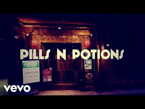Nicki Minaj - Pills N Potions Lyric