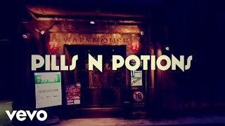 vuclip Nicki Minaj - Pills N Potions (Lyric Video)