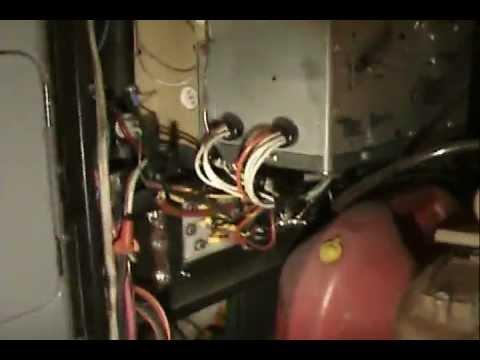 RV Kohler 7000 Generator for home - YouTube