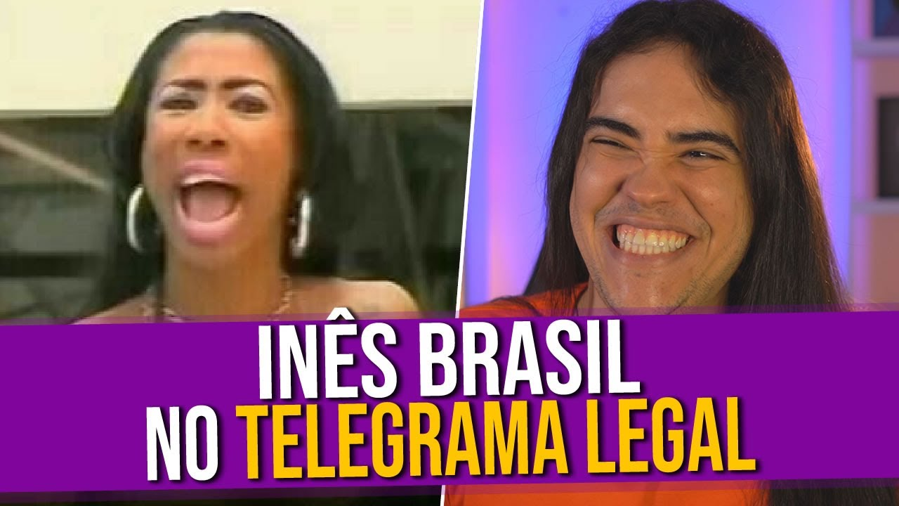 Análise do Vídeo: Inês Brasil no Telegrama Legal