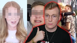 3 Headshots: 3 YouTuber dissen in unter 3 Minuten (prod. by Vendetta) Reaction/Reaktion