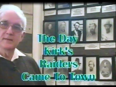 Kirks Raiders Presentation.  Lenoir, N.C.