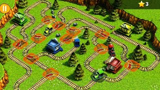 Train Crisis Plus - Industrial Era Complete - (Level 18 - 24) Android Gameplay #3