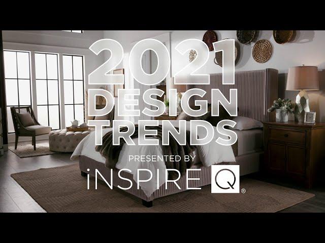 iNSPIRE Q 2021 Design Trends