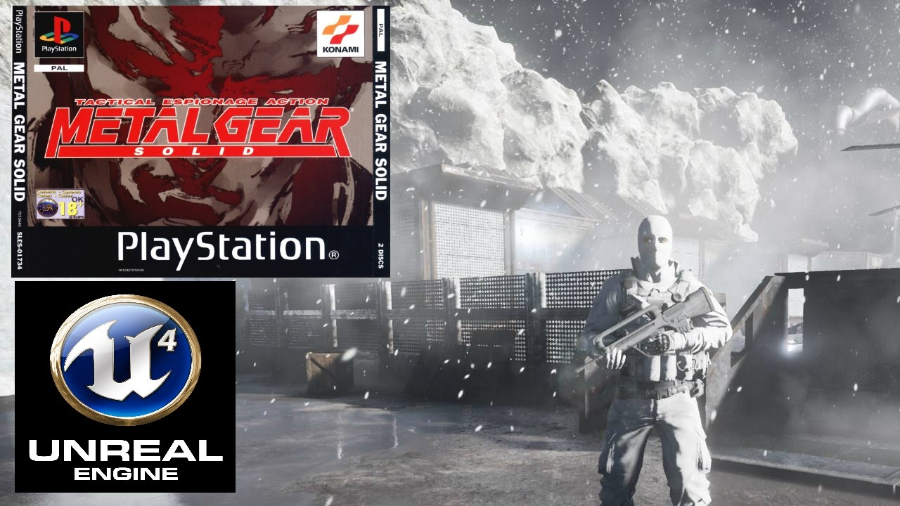 Download metal gear solid ps1