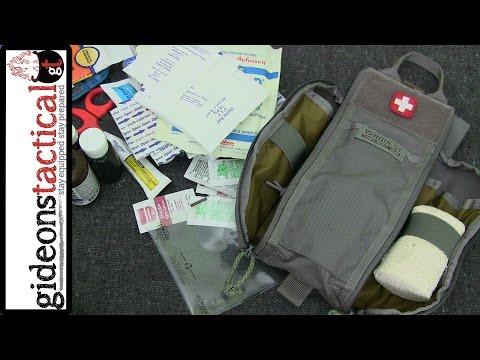 DIY First Aid Kit Supplies Update 2015