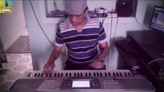 didi tera devar deewana  on keyboard cover by Yogesh Bhonsle