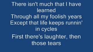 I wish you love frank sinatra lyrics