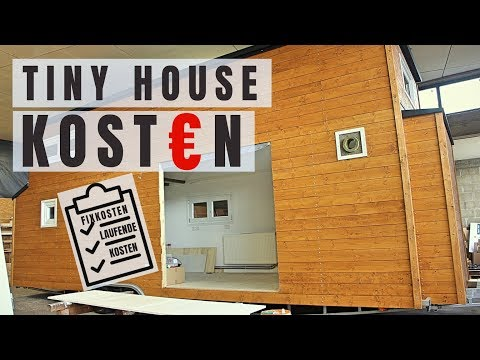 So Viel Kostet Mein Tiny House Am Ende Wirklich Tiny House