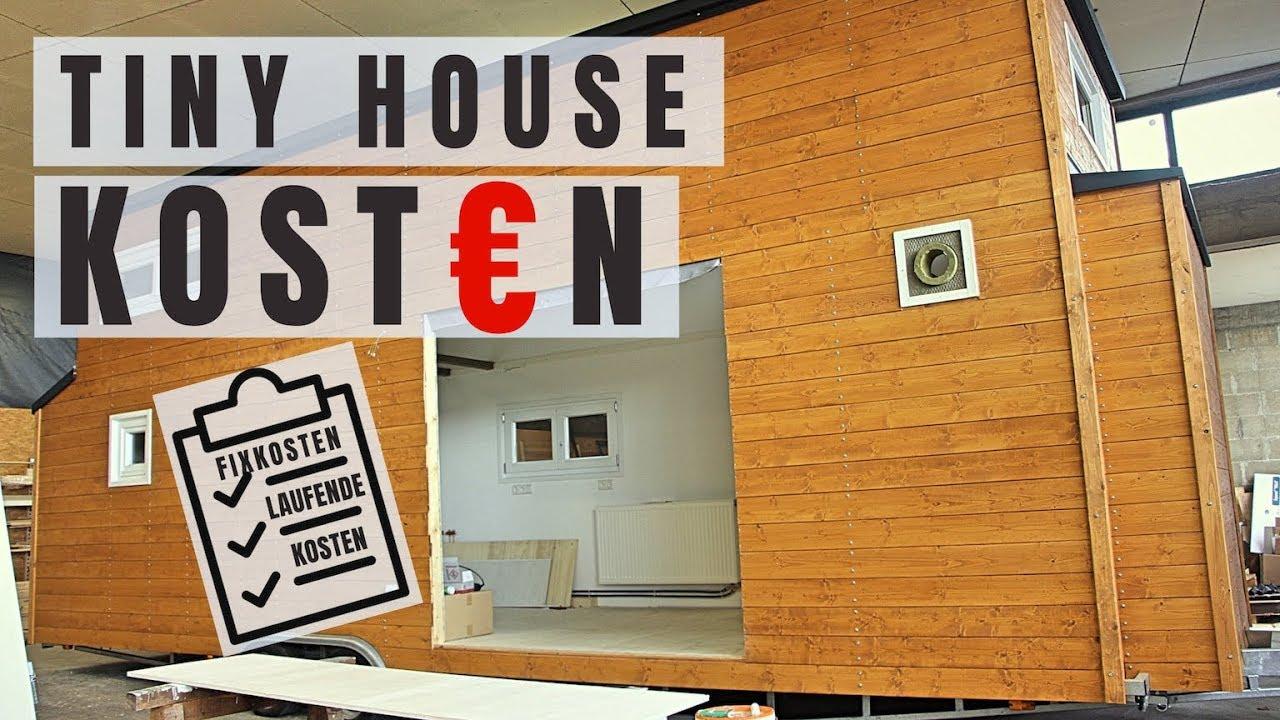tiny haus kosten wohn design. Black Bedroom Furniture Sets. Home Design Ideas
