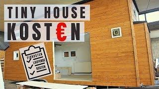 So Viel Kostet Mein Tiny House Am Ende Wirklich! | Tiny House Deutschland