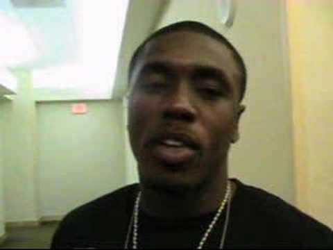 Andre Berto Interview