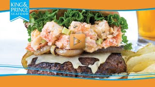 Lobster Salad Burger