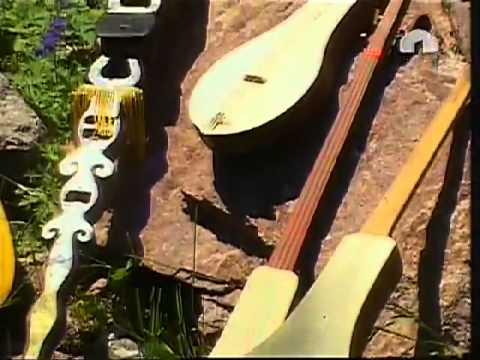 Творец музыкальных инструментов Орозобай Кенчинбаев
