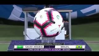 Download Video Brazil VS Arab Saudi 2 0 friendly match MP3 3GP MP4