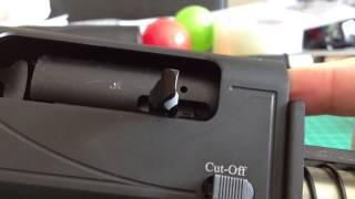 How to field strip a Hatsan Escort Magum Shotgun