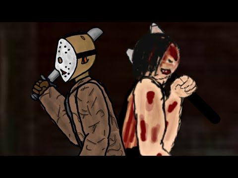 Jason Voorhees vs Victor Crowley