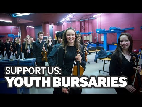 Youth Bursaries Appeal | City of Birmingham Symphony Orchestra