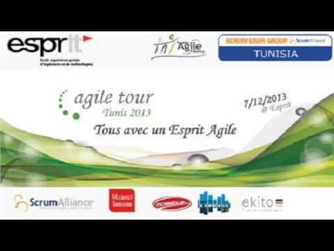 [Express FM] Agile Tour Tunis 2013, le Samedi 7 décembre 2013