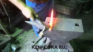 Кованые ворота от Кузнечного Двора в Казани(, 2014-09-26T14:19:56.000Z)