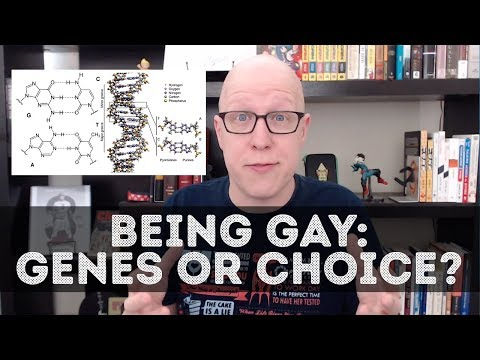 Is Sexual Orientation Genetic—or Just A Choice?