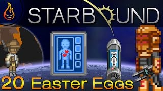 20 Starbound Easter eggs and Pop Culture References