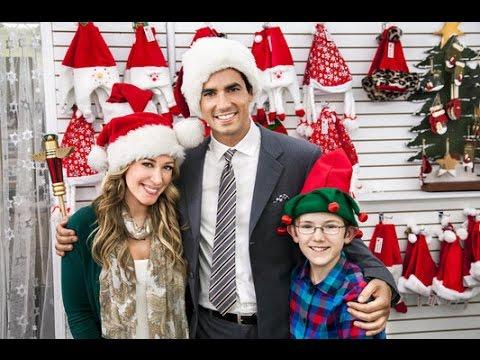 Hallmark movies Hats Off to Christmas 2016, Christmas - YouTube