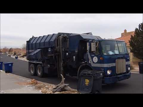 City of Albuquerque Solid Waste - ''The Retirees''
