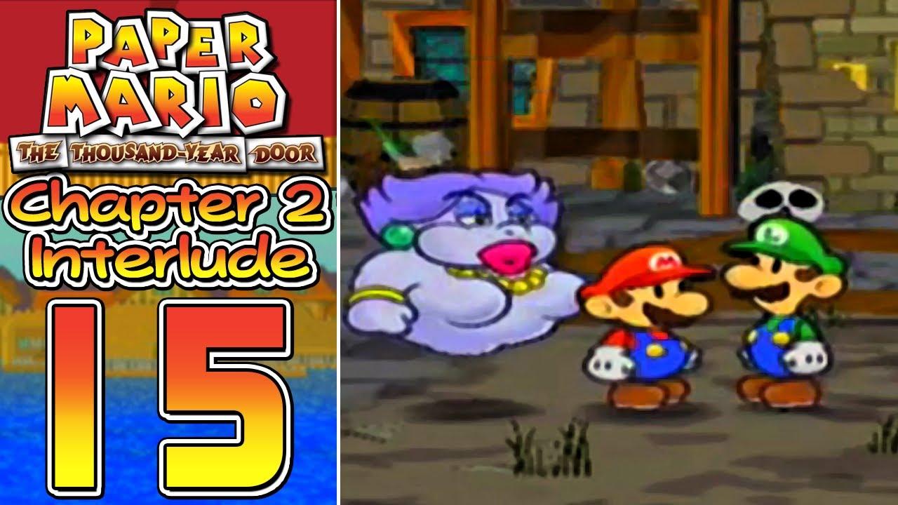 Paper Mario The Thousand Year Door Part 15 Boob