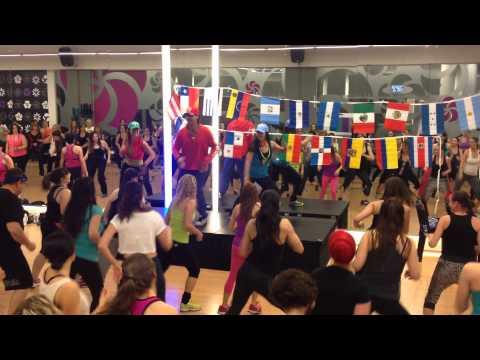 Conga Latina – Zumba Fiesta Latina – Mario Gutierrez