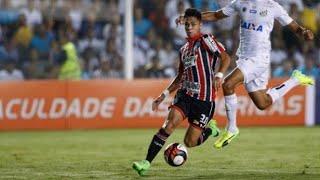 Santos 8 X 7 São Paulo - Vila Belmiro (Últimos 4 jogos)