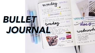 Мой ежедневник Bullet Journal 2017 + Планируй со Мной: Март!