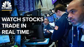 Watch stocks trade in real time – 05/20/2019