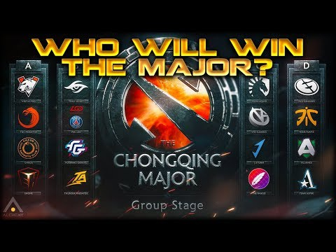 Dota 2: The Chongqing Major Preview - Which Team Will Win? | Pro Dota 2 Guides thumbnail