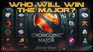 Dota 2: The Chongqing Major Preview - Which Team Will Win? | Pro Dota 2 Guides