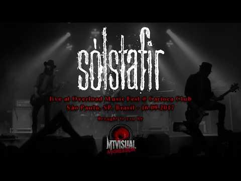 SÓLSTAFIR - Live at Overload Music Fest [2017] [FULL SET]