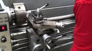Hammer Handle - Manual Lathe