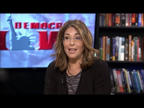 """Naomi Klein: 4,645 Deaths in Puerto Rico from Hurricane Maria Were """"State-Sponsored Mass Killing"""""""