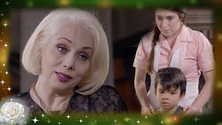 La Rosa de Guadalupe: Esther vende al hijo de su sirvienta   Corazón perdido