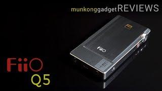 รีวิว : dac/amp Fiio Q5