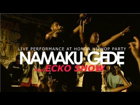 Big Noeng Ecko Show & Junior Key NAMAKU GEDE (Live performance)