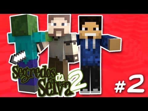 Segredos da Selva 2 - Trollada Final - #2 - Minecraft (c/ Hydro) - FIM