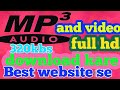 Gambar cover New bollywood mp3&video song download kaise kare Google se, how to download mp3Latest song best