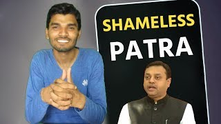 Sambit Patra Exposed by Kumar Shyam | Shameless Behave in TV Debates