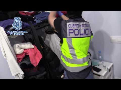 Desarticulan una banda itinerante que había cometido robos en Lugo