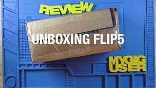 Unboxing JBL FLIP 5